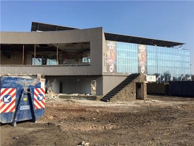 Van Kempen Project Kwadro Building RAFC Royal Antwerp Bosuil